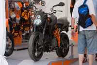 ktm monster bike